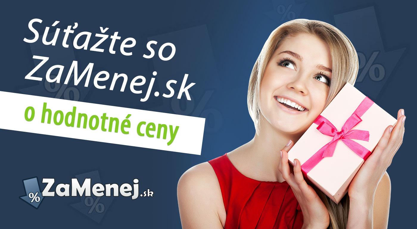 Valentínska súťaž ZaMenej.sk o ceny v celkovej hodnote 578 €