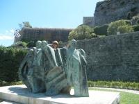 """Chýbajúca hlava """"za menej"""" na Korfu"""