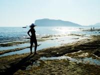S portálom ZaMenej, aj na pláži kamennej ;)