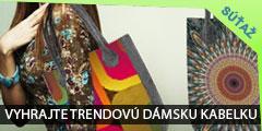 Súťaž o 2 trendové dámske kabelky zn. Bertoni