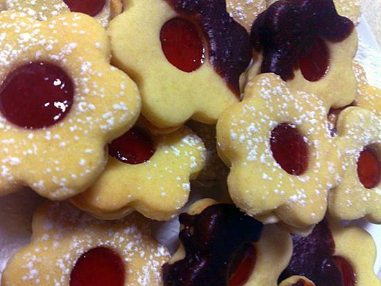 linecké koláčiky
