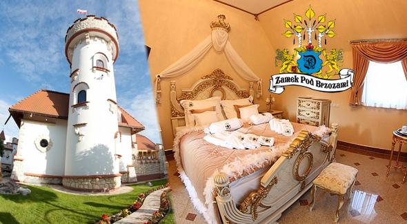 """Fotka zľavy: Rozprávkový pobyt s raňajkami na zámku už od 55€. Cíťte sa ako králi a užívajte si luxusné """"komnaty"""". Pripravte si romantický pobyt a starosti hoďte za hlavu."""