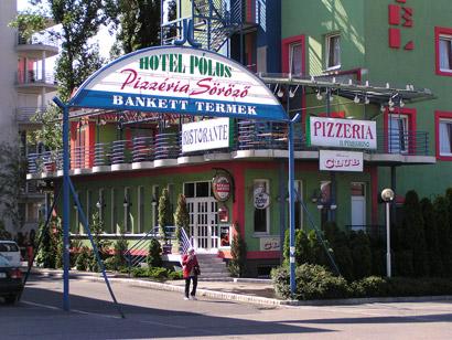 hotel Polus Budapešť