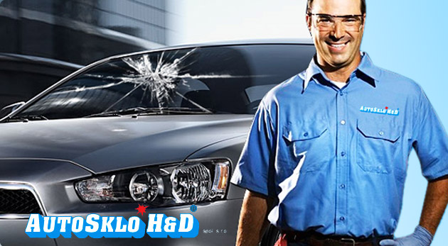 Fotka zľavy: Oprava poškodeného alebo výmena rozbitého a neopraviteľného čelného skla na vašom aute teraz už od 11,90€. Stavte na spoločnosť s 19 ročnou tradíciou - Autosklo H&D.