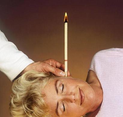 Sviečky do uší