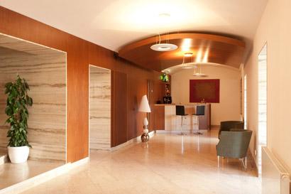 Interiér Hotel Popelka
