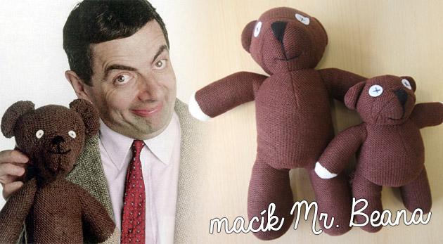 Fotka zľavy: Roztomilý plyšový medvedík od Mr. Beana pre vás už od 4,50€ - vyberte si z dvoch veľkostí. Možnosť osobného odberu v centre Bratislavy.