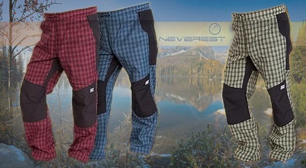 Fotka zľavy: Pánske športové nohavice značky Neverest len za 14,50€. Nohavice sú tak príjemné a pohodlné na nosenie, že ich budete mať na sebe stále. Na výber 4 farby a 6 veľkostí.