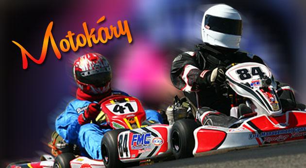 Fotka zľavy: 8 minút adrenalínovej jazdy na motokáre pre 1 osobu len za 2,90€ v hale Motokáry Tatry Svit. Pripravte sa na rýchlu jazdu so striedavými technickými úsekmi na super motokárovom okruhu!