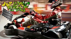Zľava 41%: 8 minút adrenalínovej jazdy na motokáre pre 1 osobu len za 2,90€ v hale Motokáry Tatry Svit. Pripravte sa na rýchlu jazdu so striedavými technickými úsekmi na super motokárovom okruhu!