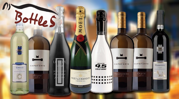 Fotka zľavy: Šampanské, či vína vynikajúcej chuti už od 4,90€. Talianske vína alebo francúzsky sekt - jemná aróma a príjemná chuť.