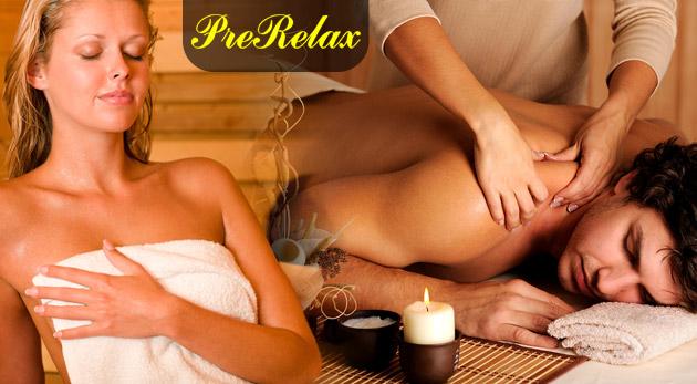 Fotka zľavy: Fantastický oddych v podobe masáží, neobmedzených vstupov do saunového sveta s all inclusive občerstvením. Príďte vymeniť pálivé lúče slnka za zdravý oddych v PreRelax v Dúbravke už od 5,90€!
