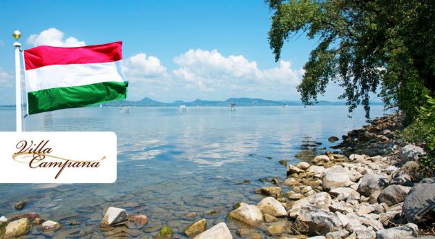 Fotka zľavy: Prežite skvelý reset so svojimi blízkymi počas 3 dní v krásnom prostredí neďaleko Balatonu len za 89€ pre dvoch. Využite bohatú ponuku - raňajky, fľaša sektu, neobmedzený wellness a mnoho ďalšieho!
