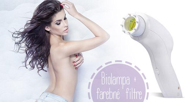 Fotka zľavy: Odhaľte potenciál vlastného tela! Kvalitná biolampa so 7 farebnými filtrami len za 129€ v praktickom kufríku alebo 4 samostatné farebné filtre len za 14,90€ vrátane poštovného a balného.