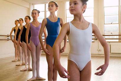 Balet pre deti
