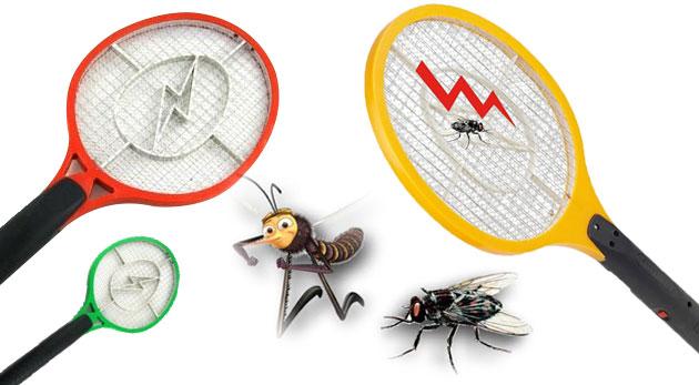 Fotka zľavy: Vyzbrojte sa elektrickou mucholapkou len za 6,90€ a zvíťazte nad nepríjemným a otravným hmyzom. Odteraz už po hmyze vo vašej domácnosti neostane ani mastný fľak!