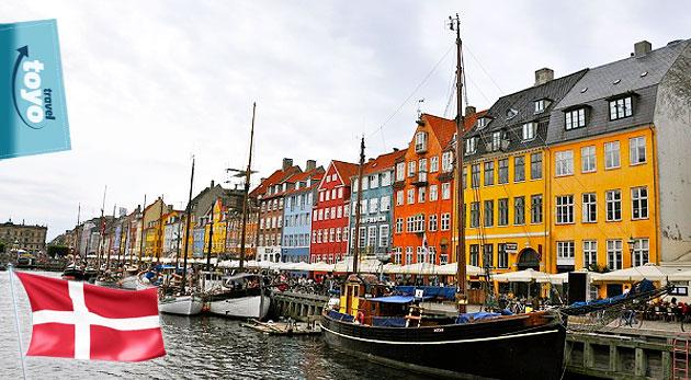 Fotka zľavy: Poznávací zájazd do Kodane len za 159€. Mesto s úžasnou atmosférou, sídlo kráľovskej rodiny, rodisko rozprávkara H.CH. Andersena a jeho Malej morskej víly.