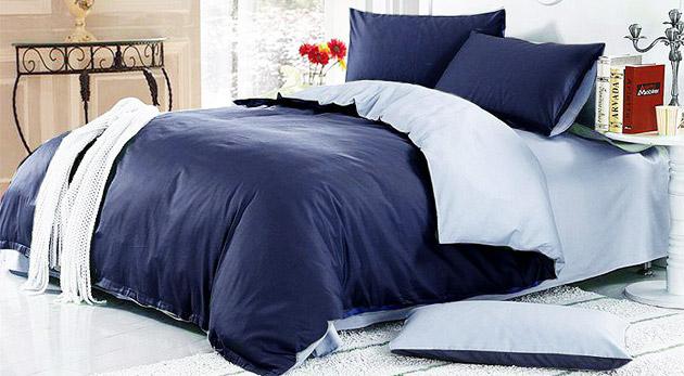 Fotka zľavy: Vysokosavé posteľné prádlo z mikrovlákna s antialergénnymi vlastnosťami len za 29,90€. 5-dielna sada obliečok na manželskú posteľ Giovanelli Design pre krásne sny!