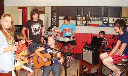 hudobny tabor