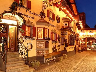 Zájazd Tirolsko