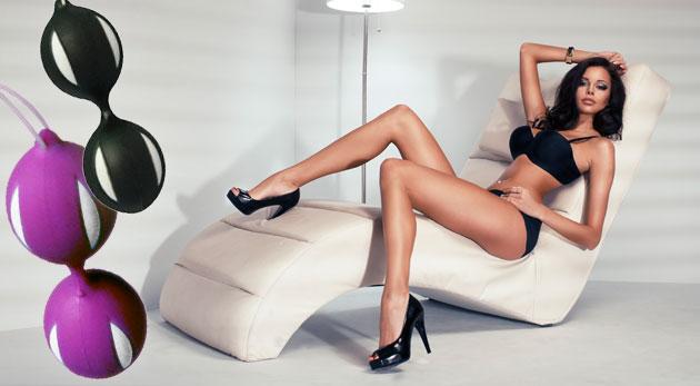 Fotka zľavy: Venušine guličky - erotická a zdraviu prospešná pomôcka pre ženy len za 6,45€. Posilňovanie panvových svalov a vzrušujúce potešenie v jednom!