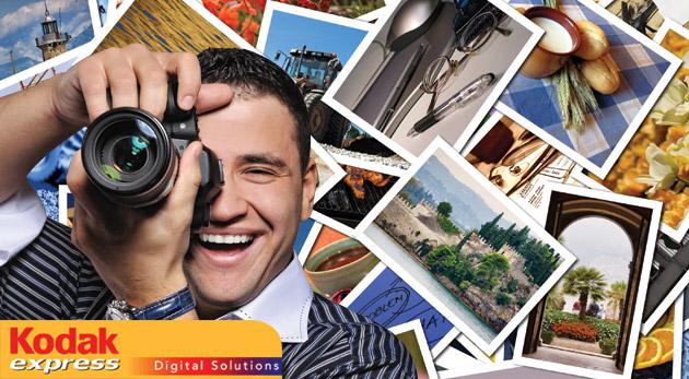 Fotka zľavy: Výroba 50 kvalitných fotografií v rozmeroch 9x13 cm alebo 10x15 cm od renomovaného Kodak Express už od 4,49€. Nenechávajte vaše spomienky vyblednúť!
