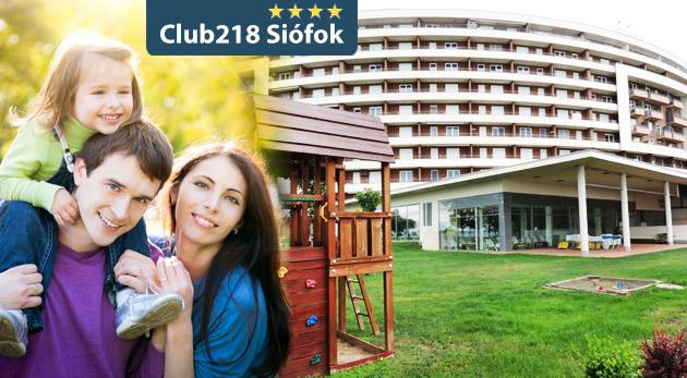 Fotka zľavy: Wellness pobyt na 3 dni v Club218 Wellness Apartman Siófok pri Balatone už od 59€. Luxusné apartmány, výhľad na Balaton a neobmedzený wellness - zaručený relax pre každého!
