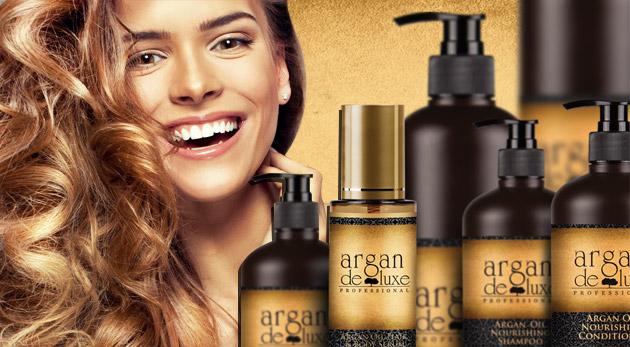 Fotka zľavy: Luxusný arganový olej, výživa, šampón alebo set už od 10,99€. Doprajte svojim vlasom a pleti dokonalú starostlivosť nech žiaria zdravím a silou!