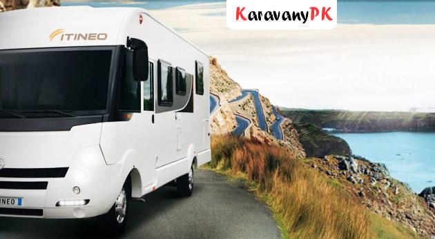Fotka zľavy: Obytné auto - autokaravan len za 249€. Vezmite svojich priateľov na predĺžený víkend a vydajte sa na cestu za vysnívaným dobrodružstvom!