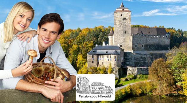 Fotka zľavy: Atraktívny pobyt v Českom raji v Penzióne pod Hlavaticí pre dvojicu už od 55€ s raňajkami alebo s polpenziou. Nádherné skalné mestá, romantické hrady, zámky a výlety, na ktoré sa nezabúda!