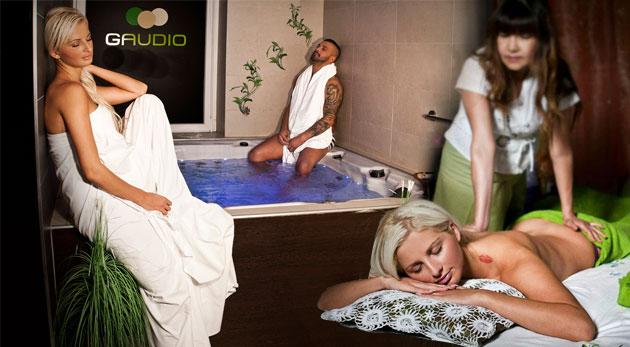 Fotka zľavy: Kráľovský oddych v absolútnom súkromí vo wellness v Hoteli Gaudio*** pre dvojicu len za 22,90€. Vyložte si nohy a nechajte sa unášať pokojom spolu s vašim partnerom!