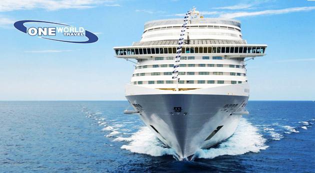 Fotka zľavy: Fantastická 8-dňová plavba po Stredozemnom mori už od 499€. Zažite atmosféru talianskych, španielskych, tuniských i francúzskych miest počas jednej cesty! V cene aj autobusový transfer z a do Viedne!