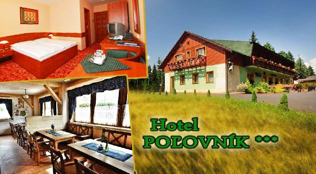 Fotka zľavy: Liptov plný jesennej farebnosti v Horskom hoteli Poľovník*** v Demänovskej Doline už od 39€. Raňajky, husacie hody, Liptov region card, zľavy do aquaparkov a množstvo ďalších atrakcií Liptova.