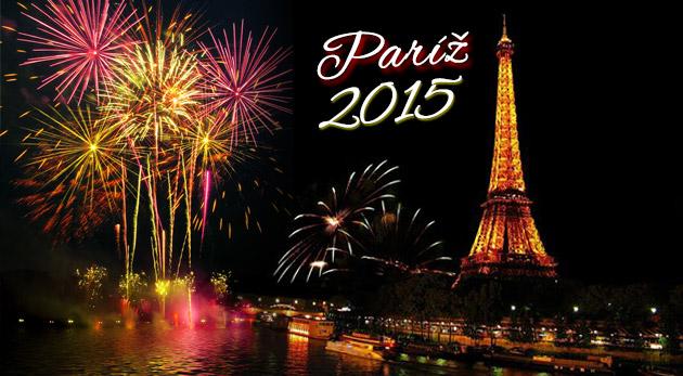 Fotka zľavy: Privítajte Nový rok 2015 pod fascinujúcimi svetlami Paríža! Vyberte sa na 4 alebo 5 dní do metropoly Francúzska už od 135€. V cene doprava, ubytovanie s raňajkami i služby sprievodcu.
