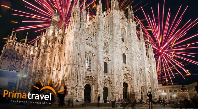 Fotka zľavy: Privítajte Nový rok v talianskom Miláne a prejdite si fascinujúce historické pamiatky len za 169€. Zájazd s dopravou i ubytovaním s raňajkami! Zabudnite na silvestrovskú nudu pred telkou!