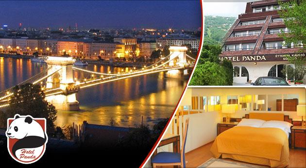 Fotka zľavy: Farebná jeseň a čaro predvianočnej Budapešti v Hoteli Panda*** v tichej lokalite neďaleko centra mesta už od 56 € s raňajkami. Skvelá možnosť spoznať pamiatky u susedov pre jednotlivcov i páry.