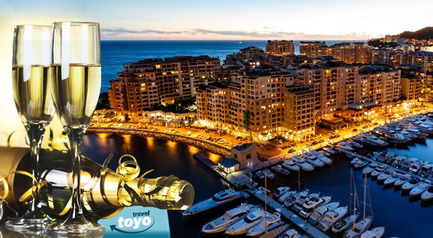 Fotka zľavy: Privítajte prvé sekundy Nového Roka 2015 v honosnom Monaku! 5-dňový zájazd vrátane dopravy, ubytovania s raňajkami a návštevy pamiatok so sprievodcom len za 179€.