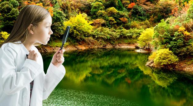 Fotka zľavy: Pre všetkých malých bádateľov je tu súprava na skúmanie vody v jazere len za 12,90€. Podporte zdravú zvedavosť u vašich detí a rozvíjajte v nich vzťah k prírode.
