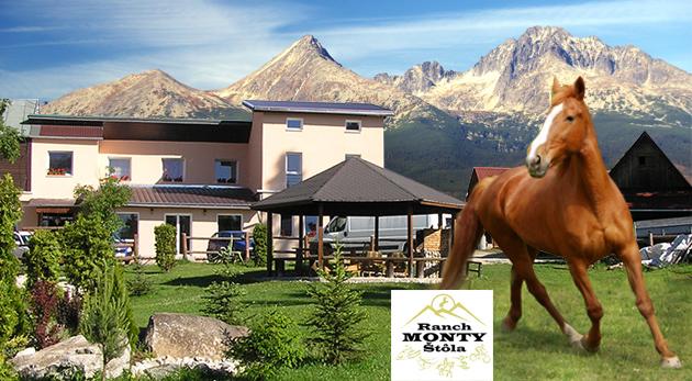 Fotka zľavy: 3-dňový pobyt v Penzióne Monty Ranch s raňajkami alebo polpenziou od neuveriteľných 29 €! Doprajte si jesenný oddych vo Vysokých Tatrách za babku.