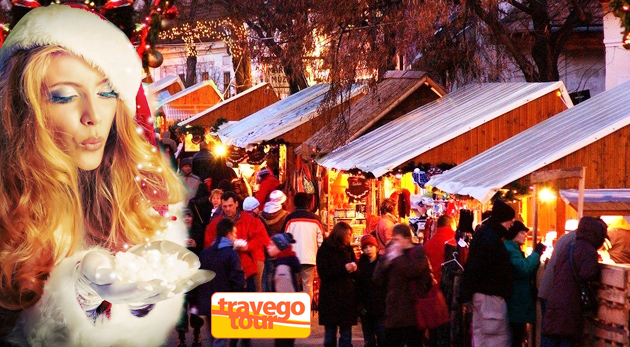 Fotka zľavy: 1-dňový zájazd do mesta Szentendre počas adventu len za 16,90 €. Maďarské mestečko vás uchváti svojou vianočnou atmosférou, trhmi i neobyčajným Múzeum Vianoc!