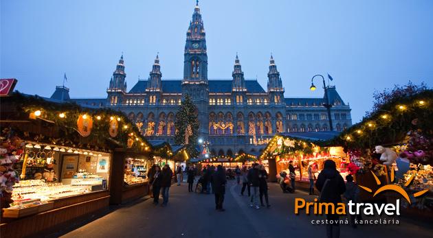 Fotka zľavy: Vychutnajte si magickú krásu zasneženej Viedne a veľkolepé vianočné trhy len za 15,90 €. Po metropole Rakúska vás prevedie skúsený sprievodca a navštívite aj čokoládovňu.