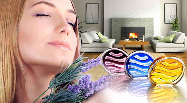 Fotka zľavy: Príjemné a svieže gélové osviežovače vzduchu - až 6 kusov len za 4,40€. Prevoňajte si to doma podľa vášho gusta!