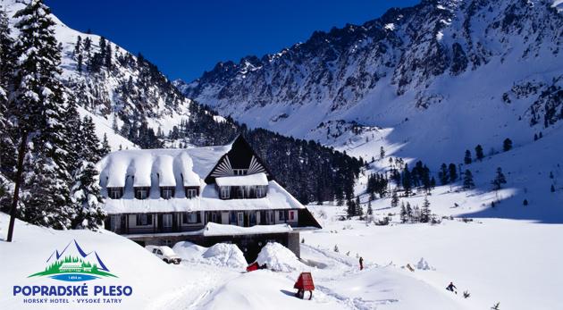 Fotka zľavy: Neodolateľný oddych uprostred Vysokých Tatier v Horskom hoteli Popradské Pleso už od 36 €. Plná penzia, fínska sauna a dieťa do 3 rokov zadarmo. Platnosť do júna 2015!