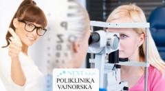 Zľava 75%: Chráňte si to najcennejšie, čo máte! Kompletné očné vyšetrenie v Poliklinike Vajnorská už od 14,90 €. Bezbolestná a chvíľková záležitosť pod odborným dohľadom pre váš pokojnejší spánok.