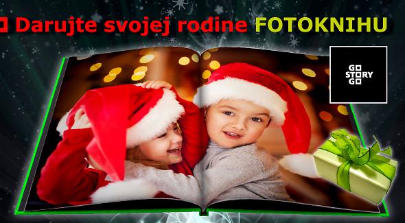 Fotka zľavy: Len 14,99€ za veľkú fotoknihu s tvrdými doskami vrátane poštovného. Urobte radosť svojim blízkym!