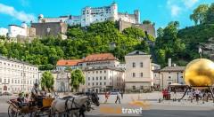 Zľava 31%: Čarovný Salzburg počas dvojdňového zájazdu s CK Prima Travel len za 109 €. Krásne uličky, úchvatná príroda, plavba po jazere Wolfgangsee a návšteva jednej z najkrajších dediniek na svete - Hallstattu!