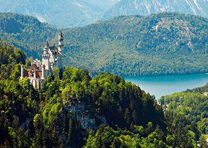 Prima travel Bavorské zámky