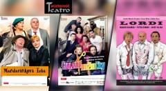 Zľava 60%: Vstupenka do divadla Teatro Wüstenrot len za 4,90 € na predstavenie podľa vlastného výberu. Pozrite si napríklad komédiu Šialené nožničky, Lordi či Mandarínková izba!