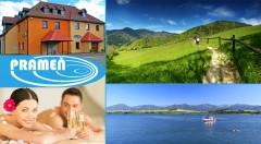 Zľava 34%: Užite si tú pravú slovenskú dovolenku na krásnom Liptove v Penzióne Prameň už od 42 € s raňajkami na 3 alebo 4 dni, na výber i variant s wellness. Nádherná príroda a skvelé možnosti na turistiku!