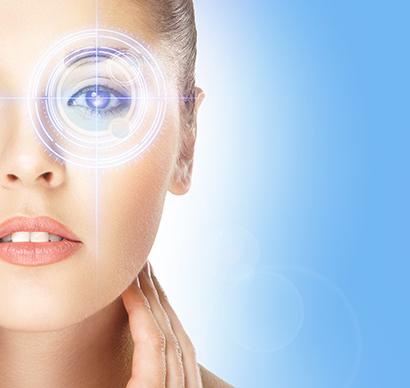 Laserová operacia očí